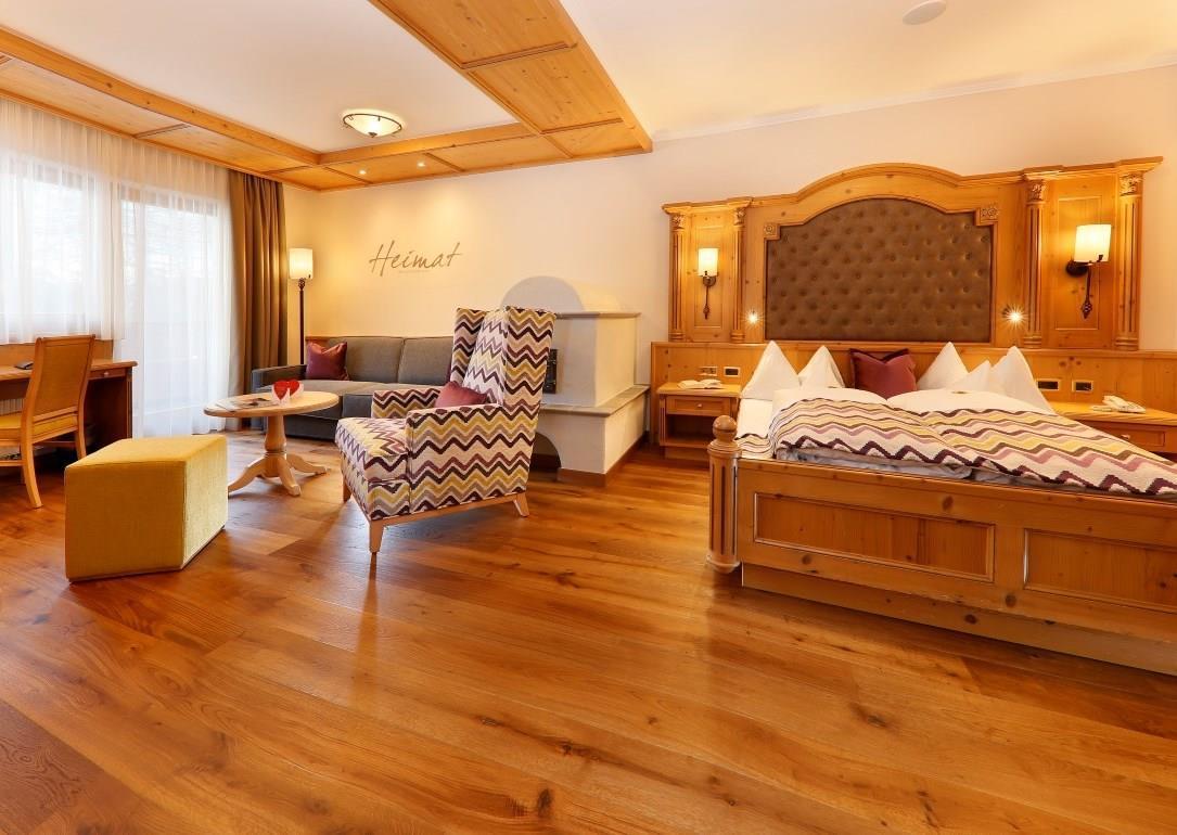 Zimmer in ridnaun ratschings suite erwin familiensuite for Zimmer suite