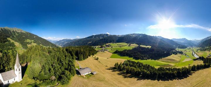 Vacanze Estive Nellhotel Wellness Plunhof Ridanna Racines Alto Adige