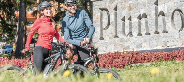 E-Bike Ridanna - Getting around by E-bike